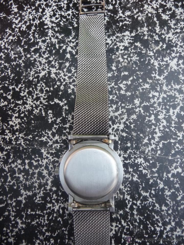 Relojes - Vacheron: Reloj de Pulsera Vintage manual años 50 Vacheron Constantin caja de Platino y correa de Oro Blanco - Foto 4 - 29220663