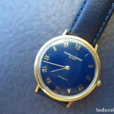 Relojes - Vacheron: VACHERON & CONSTANTIN,AUTOMATICO, ORO MACIZO 18 QUILATES.. Lote 77351297