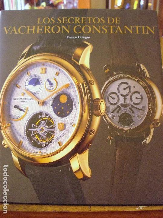 MAGNIFICO LIBRO VACHERON CONSTANTIN (Relojes - Relojes Actuales - Vacheron)