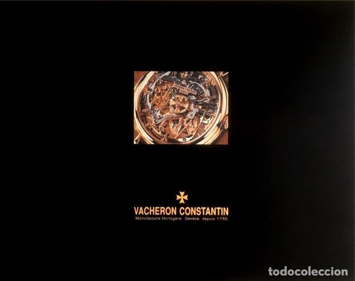 PASION POR LOS RELOJES COMPLICADOS. VACHERON CONSTANTIN. (Relojes - Relojes Actuales - Vacheron)
