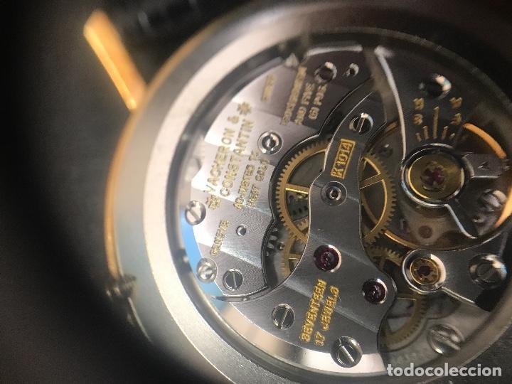 RELOJ DE ORO VACHERON CONSTANTIN IMPECABLE (Relojes - Relojes Actuales - Vacheron)