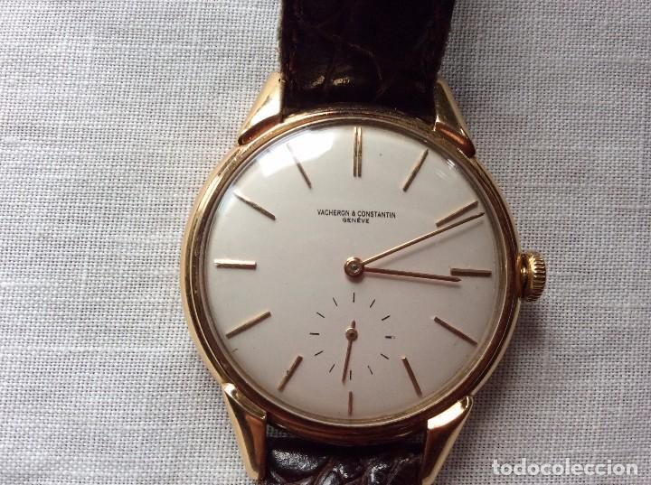 RELOJ VACHERON & CONSTANTIN ORO (Relojes - Relojes Actuales - Vacheron)