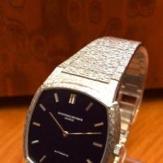 Relojes - Vacheron: VACHERON CONSTANTIN AUTOMÁTICO ORO BLANCO 18KT. Lote 127667431