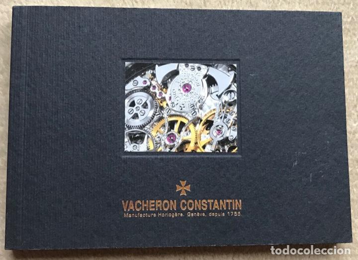 CATÁLOGO RELOJ VACHERON CONSTANTIN - LAS COLECCIONES 2006 - 2007 (Relojes - Relojes Actuales - Vacheron)