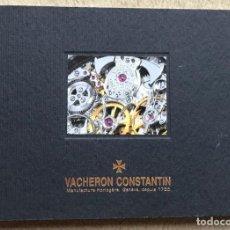 Relojes - Vacheron: CATÁLOGO RELOJ VACHERON CONSTANTIN - LAS COLECCIONES 2006 - 2007. Lote 166849674