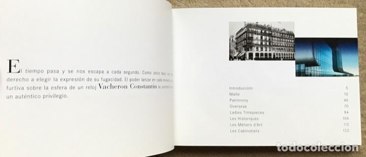 Relojes - Vacheron: Catálogo reloj Vacheron Constantin - Las colecciones 2006 - 2007 - Foto 3 - 166849674