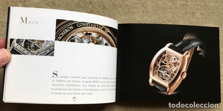 Relojes - Vacheron: Catálogo reloj Vacheron Constantin - Las colecciones 2006 - 2007 - Foto 4 - 166849674