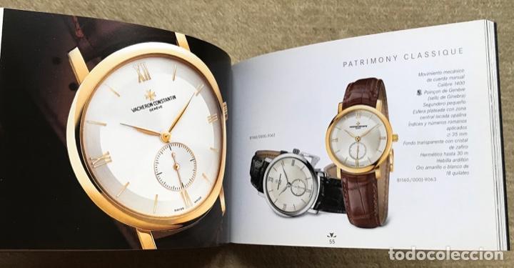 Relojes - Vacheron: Catálogo reloj Vacheron Constantin - Las colecciones 2006 - 2007 - Foto 6 - 166849674