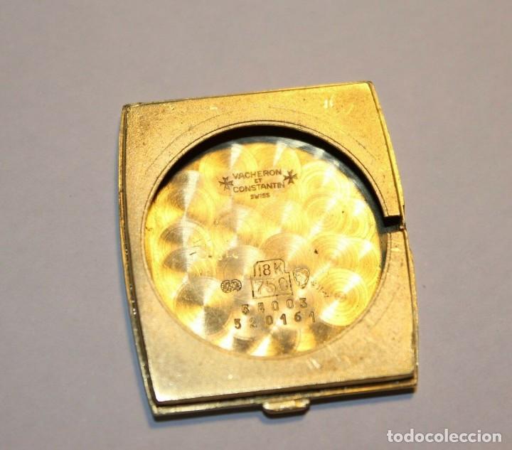 Relojes - Vacheron: VACHERON CONSTANTIN MENS. Referencia 34003, Calibre K1014. - Foto 6 - 188481398