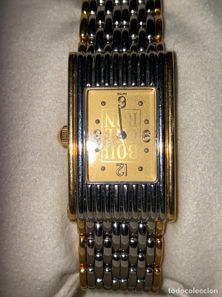 Relojes - Vacheron: *RELOJ DE MUJER LES MONTRES BOUCHERON EN ACERO Y ORO - Foto 2 - 194943533