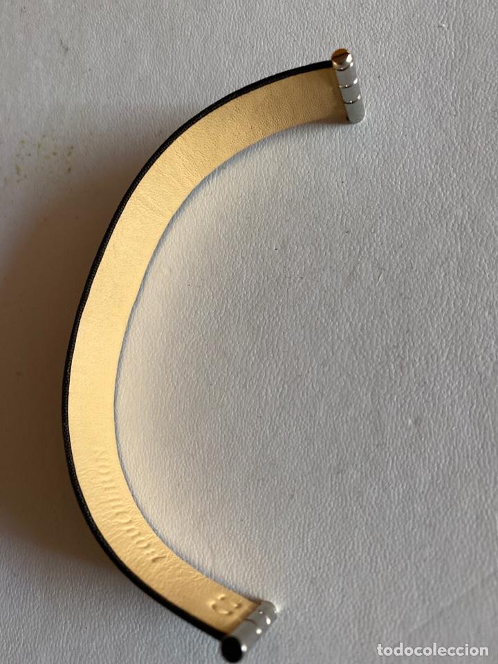 Relojes - Vacheron: *RELOJ DE MUJER LES MONTRES BOUCHERON EN ACERO Y ORO - Foto 8 - 194943533