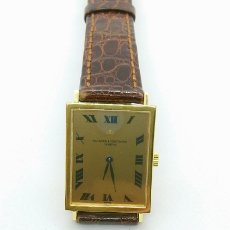 Relojes - Vacheron: RELOJ VACHERON&CONSTANTIN ORO 18KTS. Nº 526960. Lote 197036637