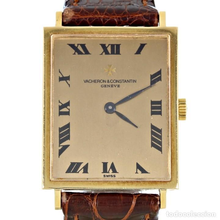 VACHERON CONSTANTIN ORO 1970´S (Relojes - Relojes Actuales - Vacheron)
