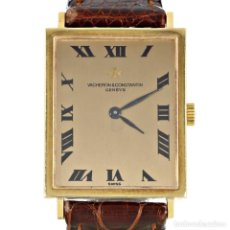 Relojes - Vacheron: VACHERON CONSTANTIN ORO 1970´S. Lote 205790458