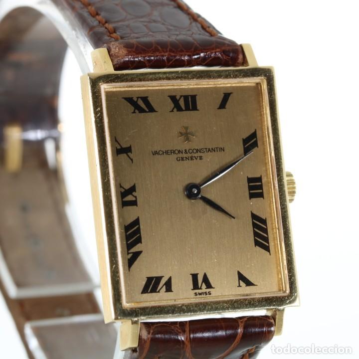 Relojes - Vacheron: Vacheron Constantin Oro 1970´s - Foto 2 - 205790458