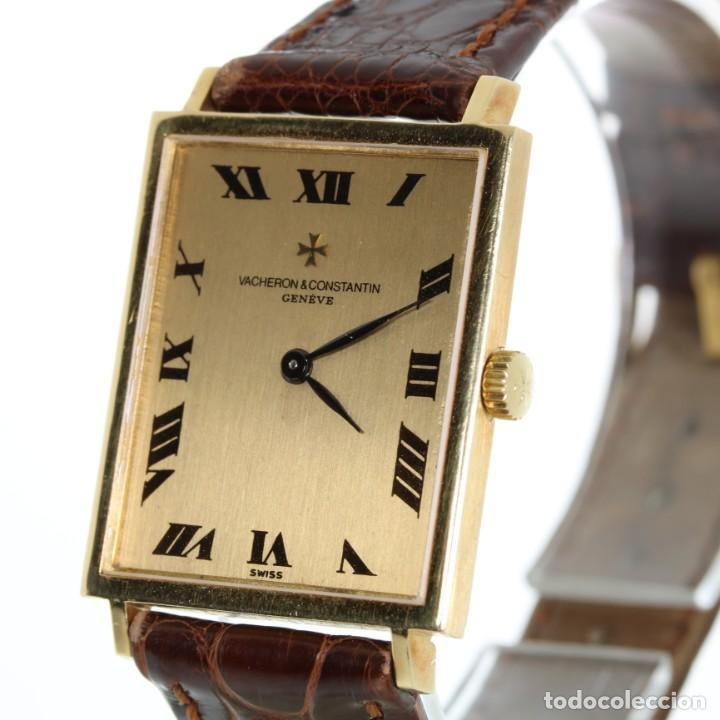 Relojes - Vacheron: Vacheron Constantin Oro 1970´s - Foto 3 - 205790458