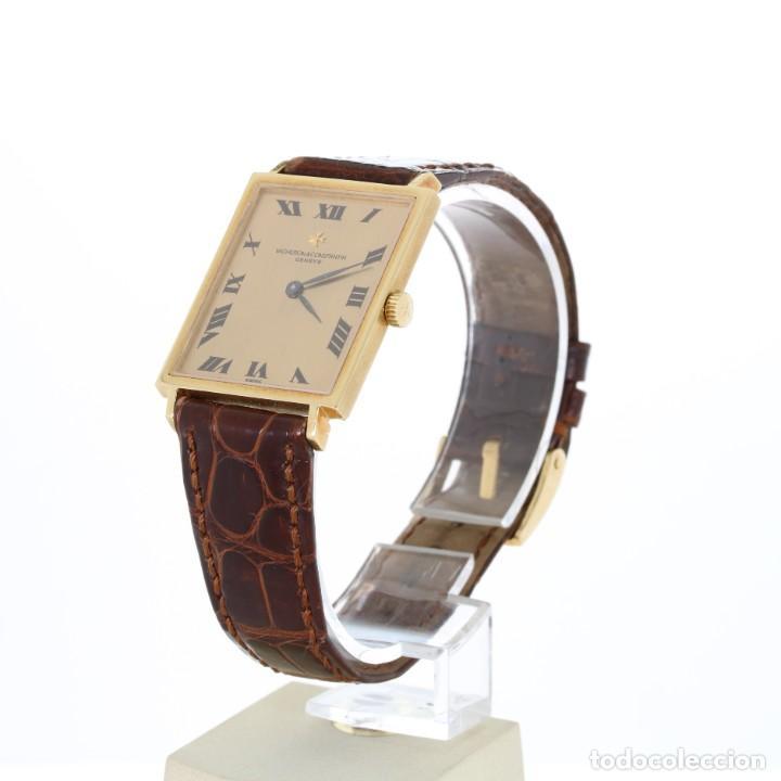 Relojes - Vacheron: Vacheron Constantin Oro 1970´s - Foto 7 - 205790458