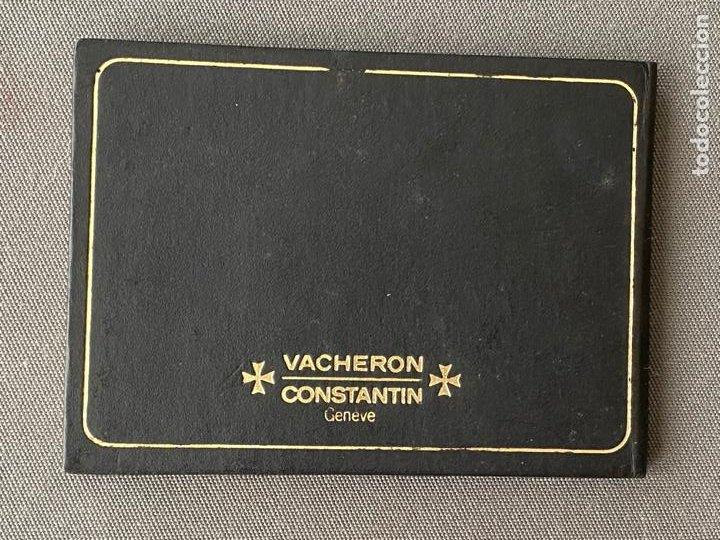 Relojes - Vacheron: vacheron constantin , documentación del reloj , guarantee booklet , 33073 de 1983 - Foto 2 - 210822156