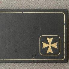 Relojes - Vacheron: VACHERON CONSTANTIN , DOCUMENTACIÓN DEL RELOJ , GUARANTEE BOOKLET , 33073 DE 1983. Lote 210822156