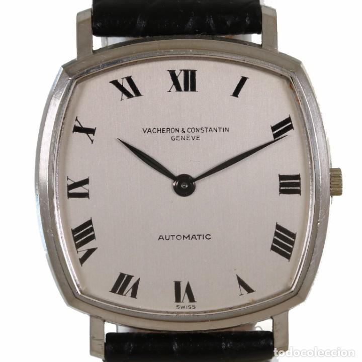 VACHERON CONSTANTIN REF 7390 ORO BLANCO 18K AÑOS 70 (Relojes - Relojes Actuales - Vacheron)