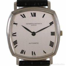 Relojes - Vacheron: VACHERON CONSTANTIN REF 7390 ORO BLANCO 18K AÑOS 70. Lote 217705340