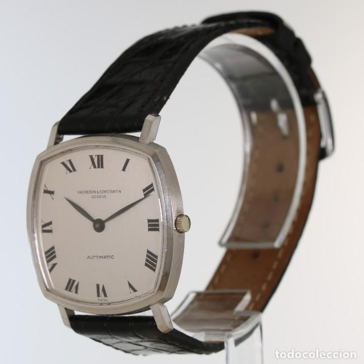 Relojes - Vacheron: Vacheron Constantin ref 7390 Oro Blanco 18k Años 70 - Foto 2 - 217705340