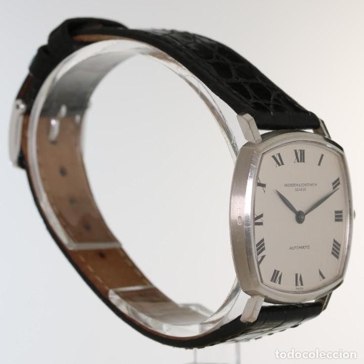 Relojes - Vacheron: Vacheron Constantin ref 7390 Oro Blanco 18k Años 70 - Foto 3 - 217705340