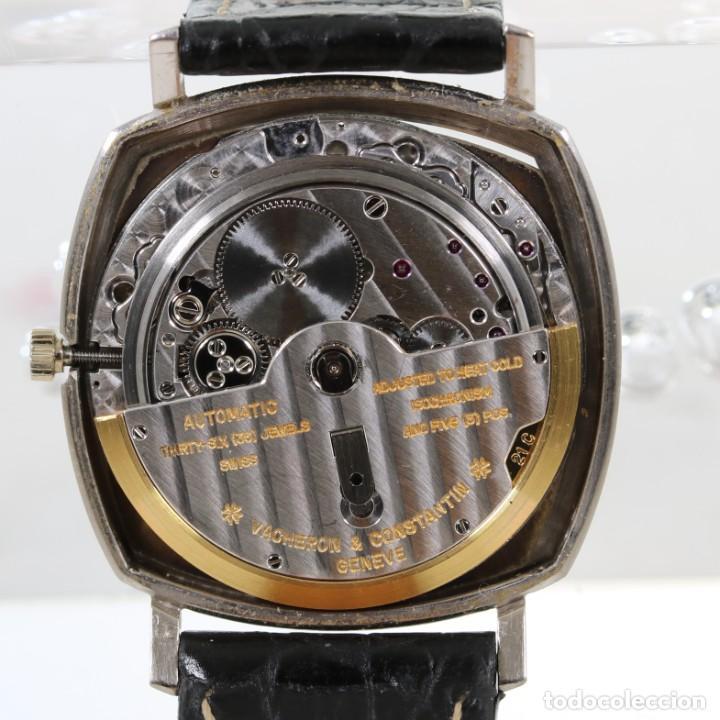 Relojes - Vacheron: Vacheron Constantin ref 7390 Oro Blanco 18k Años 70 - Foto 7 - 217705340