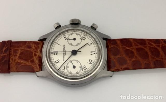 Relojes - Vacheron: VACHERON CONSTANTIN CHRONOGRAPH VINTAGE - Foto 3 - 231788690