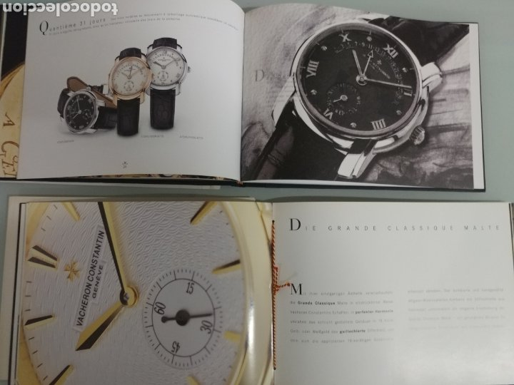 Relojes - Vacheron: Lote Vacheron Constantin. - Foto 3 - 238150590