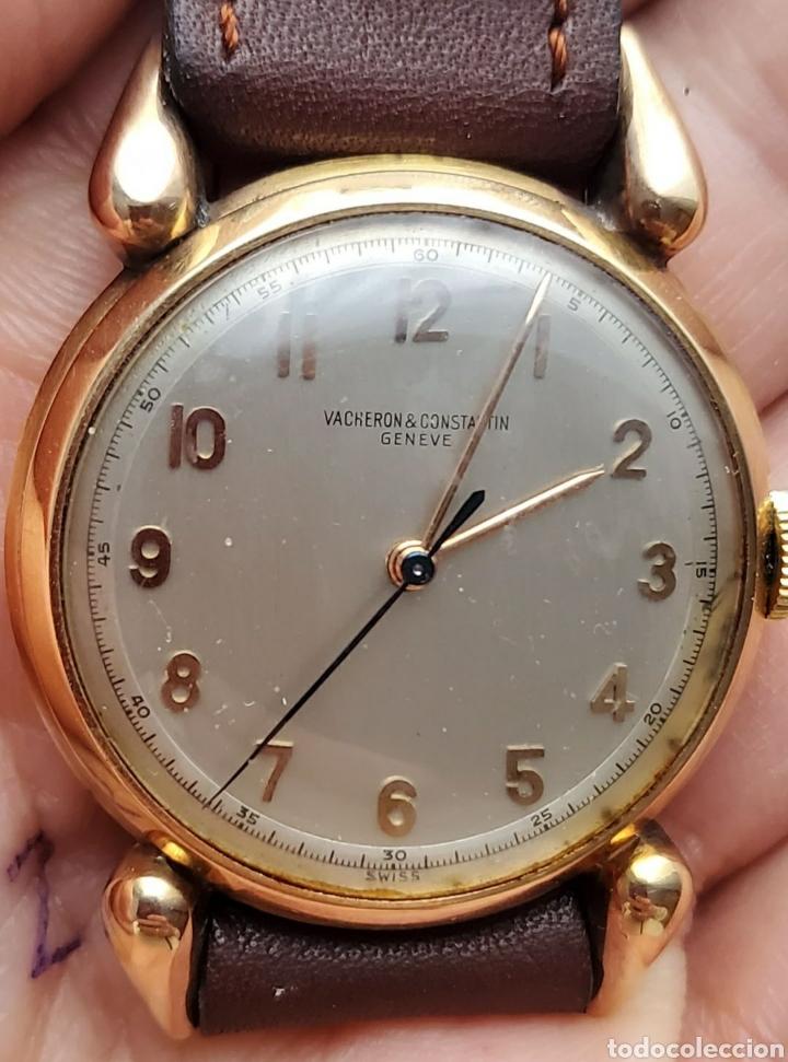 VACHERON CONSTANTIN CABALLERO AÑOS 50 ORO 18 KS (Relojes - Relojes Actuales - Vacheron)