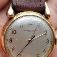 Relojes - Vacheron: VACHERON CONSTANTIN CABALLERO AÑOS 50 ORO 18 KS. Lote 102476256