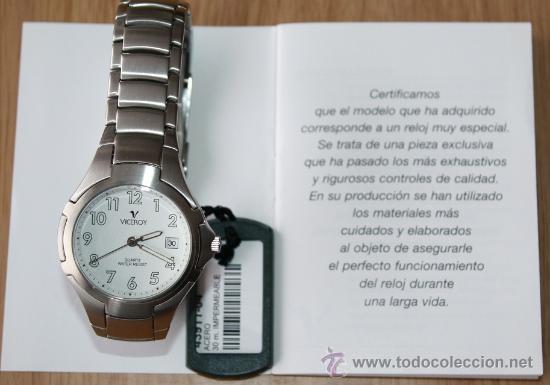 Relojes - Viceroy: RELOJ VICEROY ORIGINAL NUEVO - Foto 3 - 26465424