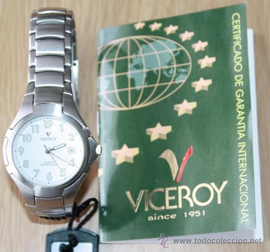 Relojes - Viceroy: RELOJ VICEROY ORIGINAL NUEVO - Foto 4 - 26465424