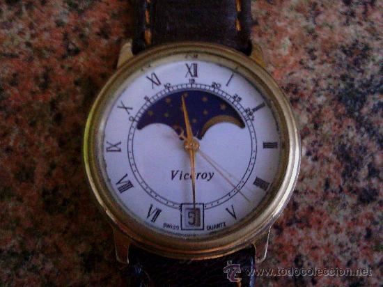 Reloj viceroy con fase lunar suizo comprar for Segunda marca de viceroy