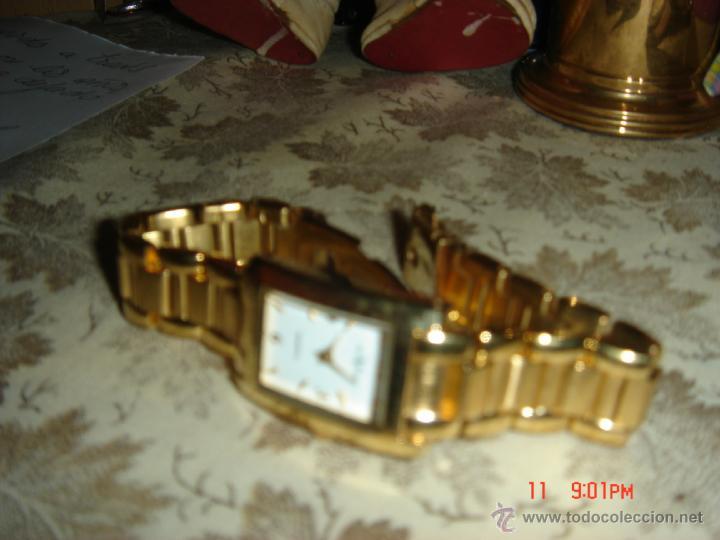 Relojes - Viceroy: RELOJ VICEROY PARA SEÑORA, IMPECABLE, I, DORADO, ESFERA BLANCA, MANECILLAS DORADAS, ESPECIAL REGALO - Foto 2 - 40028244