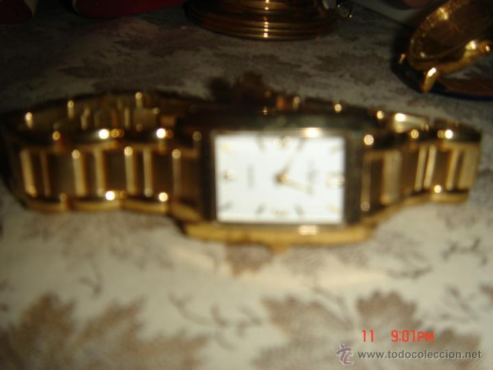 Relojes - Viceroy: RELOJ VICEROY PARA SEÑORA, IMPECABLE, I, DORADO, ESFERA BLANCA, MANECILLAS DORADAS, ESPECIAL REGALO - Foto 3 - 40028244