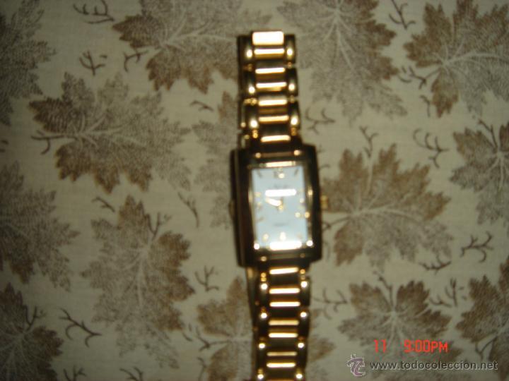 Relojes - Viceroy: RELOJ VICEROY PARA SEÑORA, IMPECABLE, I, DORADO, ESFERA BLANCA, MANECILLAS DORADAS, ESPECIAL REGALO - Foto 4 - 40028244