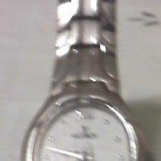 Relojes - Viceroy: PRECIOSO RELOJ DE SEÑORA MARCA VICEROY TODO DE ACERO INOXIDABLE, 3 ATM WATER RESISTANT. 45084. Lote 40208244