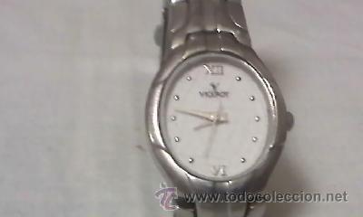PRECIOSO RELOJ DE SEÑORA MARCA VICEROY TODO DE ACERO INOXIDABLE, 3 ATM WATER RESISTANT. 45084 (Relojes - Relojes Actuales - Viceroy)