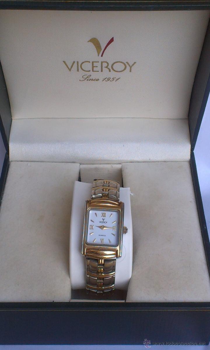 Relojes - Viceroy: ELEGANTE VICEROY BICOLOR - MODELO REGISTRADO * PARADO - Foto 2 - 41125734