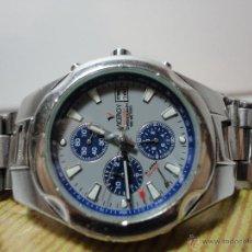 Relojes - Viceroy: RELOJ VICEROY CABALLERO ACERO CORREA DE ACERO . Lote 42273028
