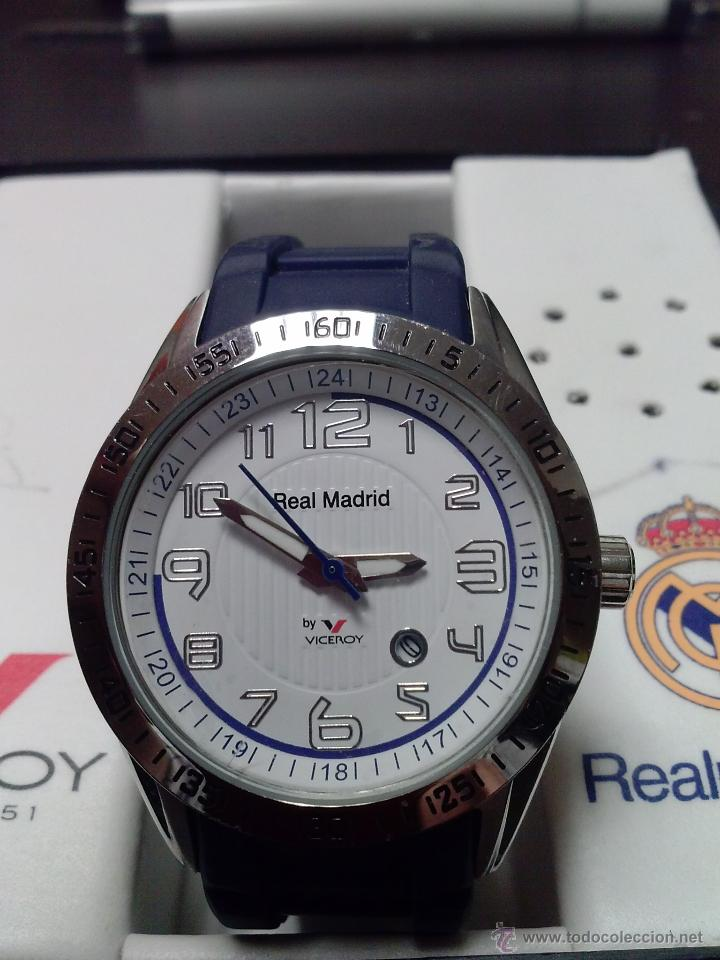 Reloj viceroy oficial del real madrid best club comprar for Segunda marca de viceroy