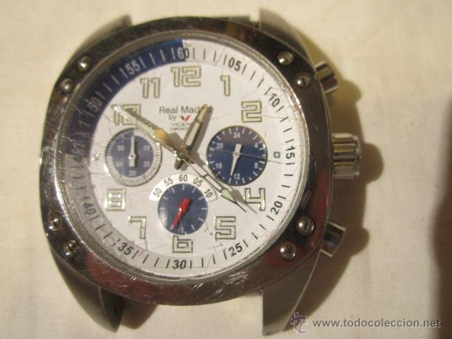 Reloj viceroy del real madrid sin pulsera 4 c comprar for Segunda marca de viceroy