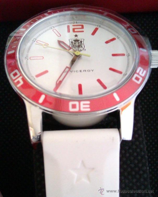 Relojes - Viceroy: ESPAÑA BONITO RELOJ VICEROY OFICIAL DE LA SELECCION ESPAÑOLA CAMPEONA DEL MUNDO Y EUROPA UNISEX - Foto 2 - 47106095