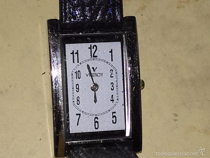 VICEROY MOD. 43098 CON CORREA DE LEGITIMA PIEL DE BISONTE (Relojes - Relojes Actuales - Viceroy)