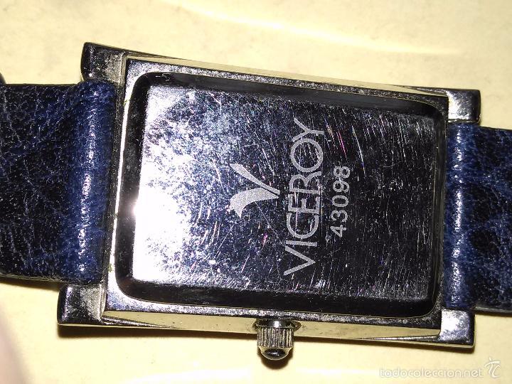 Relojes - Viceroy: VICEROY MOD. 43098 CON CORREA DE LEGITIMA PIEL DE BISONTE - Foto 3 - 56175705