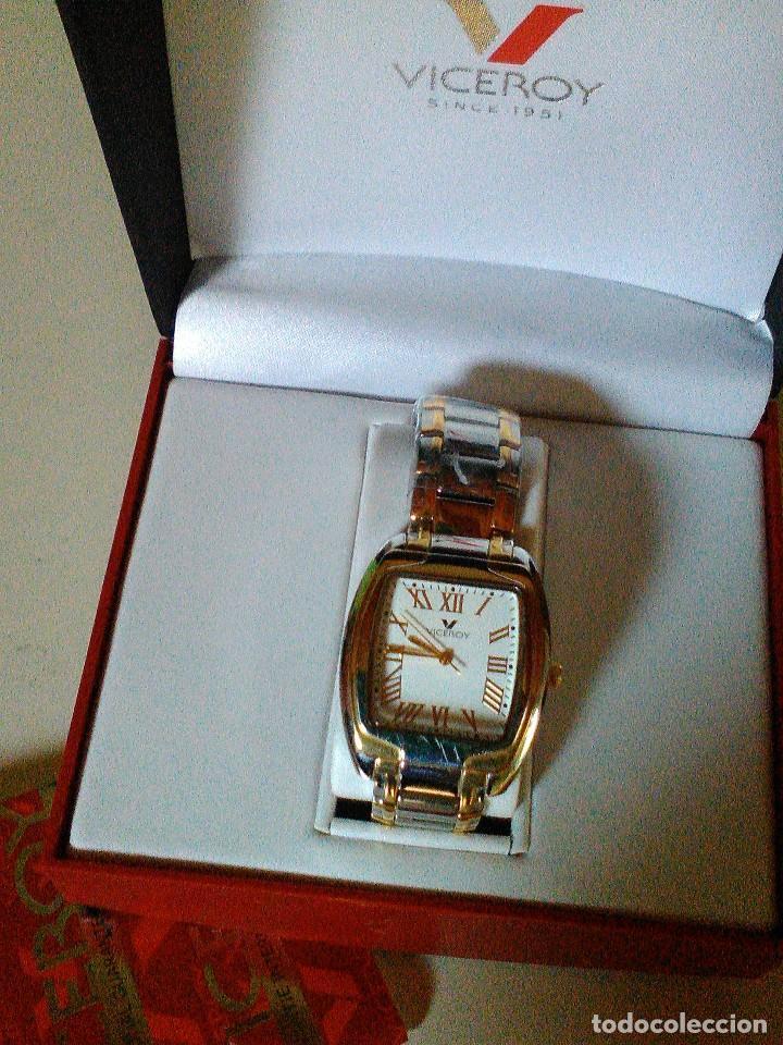 Reloj viceroy nuevo a estrenar mod 46923 comprar for Segunda marca de viceroy