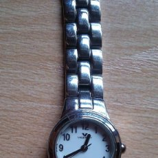 Relojes - Viceroy: RELOJ DE PULSERA SRA VICEROY QUARTZ CORREA DE ACERO. Lote 71111789