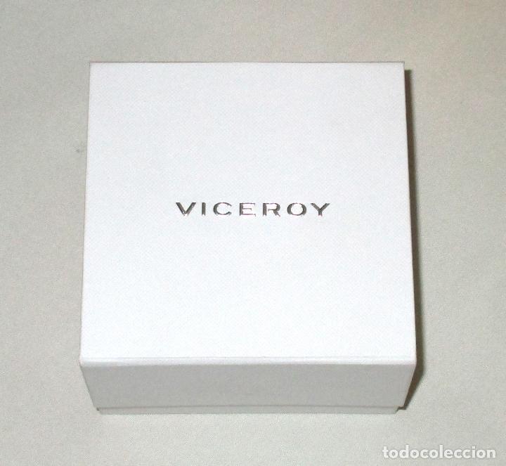 Relojes - Viceroy: CAJA ESTUCHE RELOJ VICEROY CON ETIQUETA - Foto 2 - 233640670